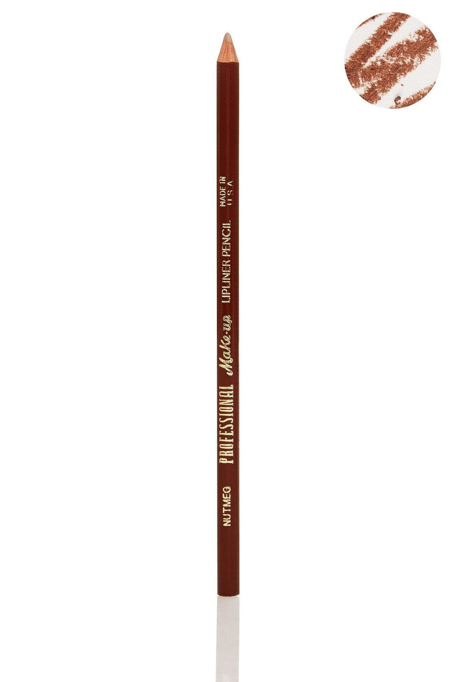 Nutmeg Lipliner Pencil - Blend Mineral Cosmetics