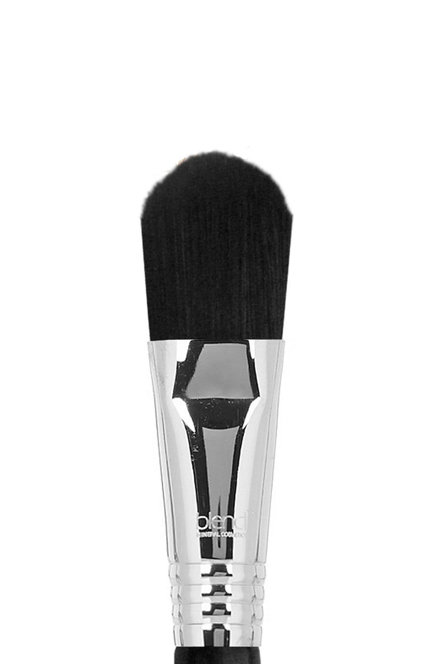 Professional Synthetic Brush - Liquid Foundation - Blend Mineral Cosmetics