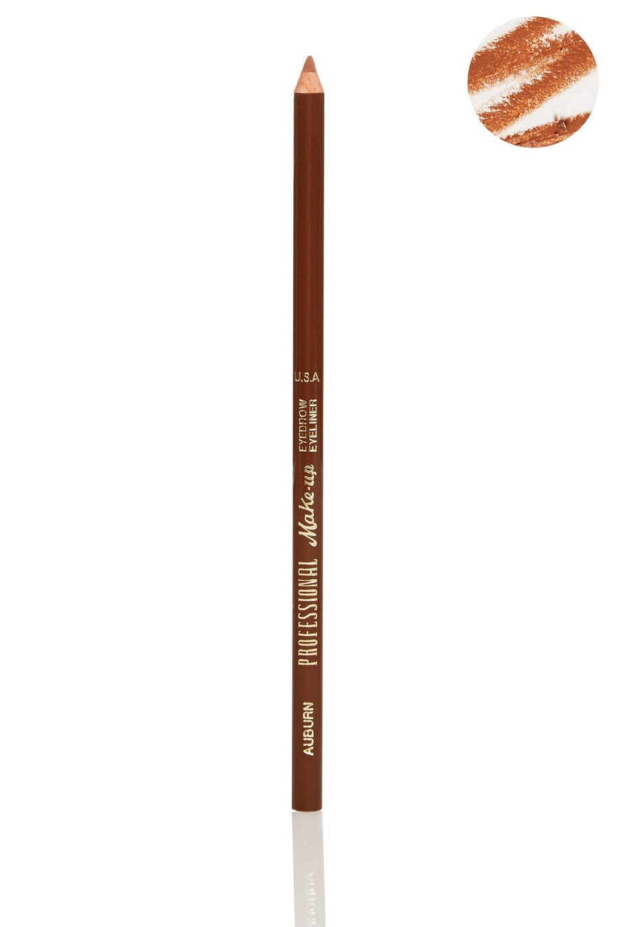 Auburn Eyebrow Eyeliner Pencil - Blend Mineral Cosmetics