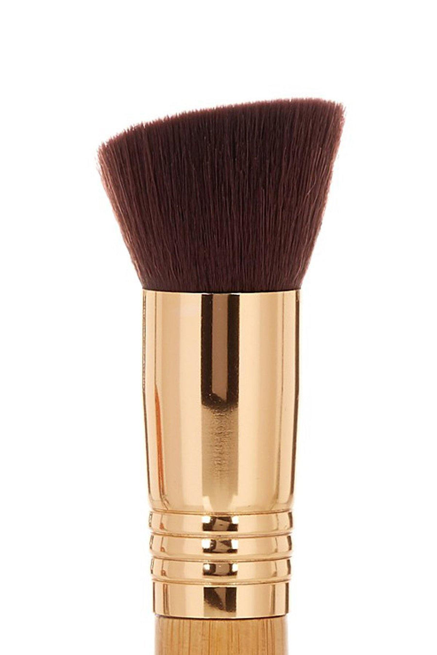 Bamboo Double Ended Brush - Blend Mineral Cosmetics