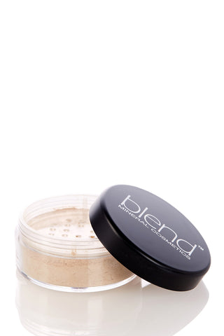 Mix & Match Shimmer Mineral Foundation #3 - Suede
