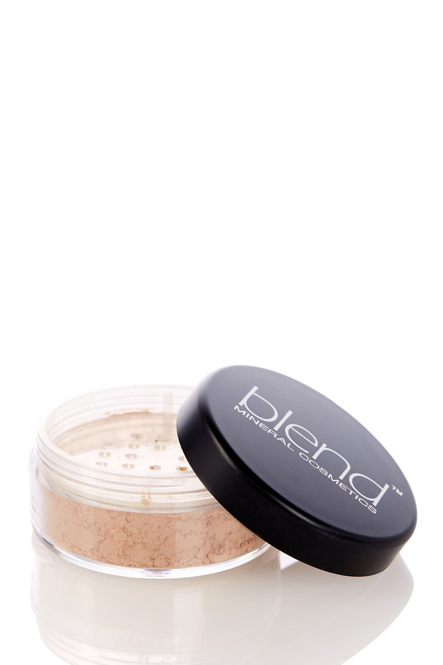Shimmer SPF 15 Mineral Foundation #5 - Honey - Blend Mineral Cosmetics