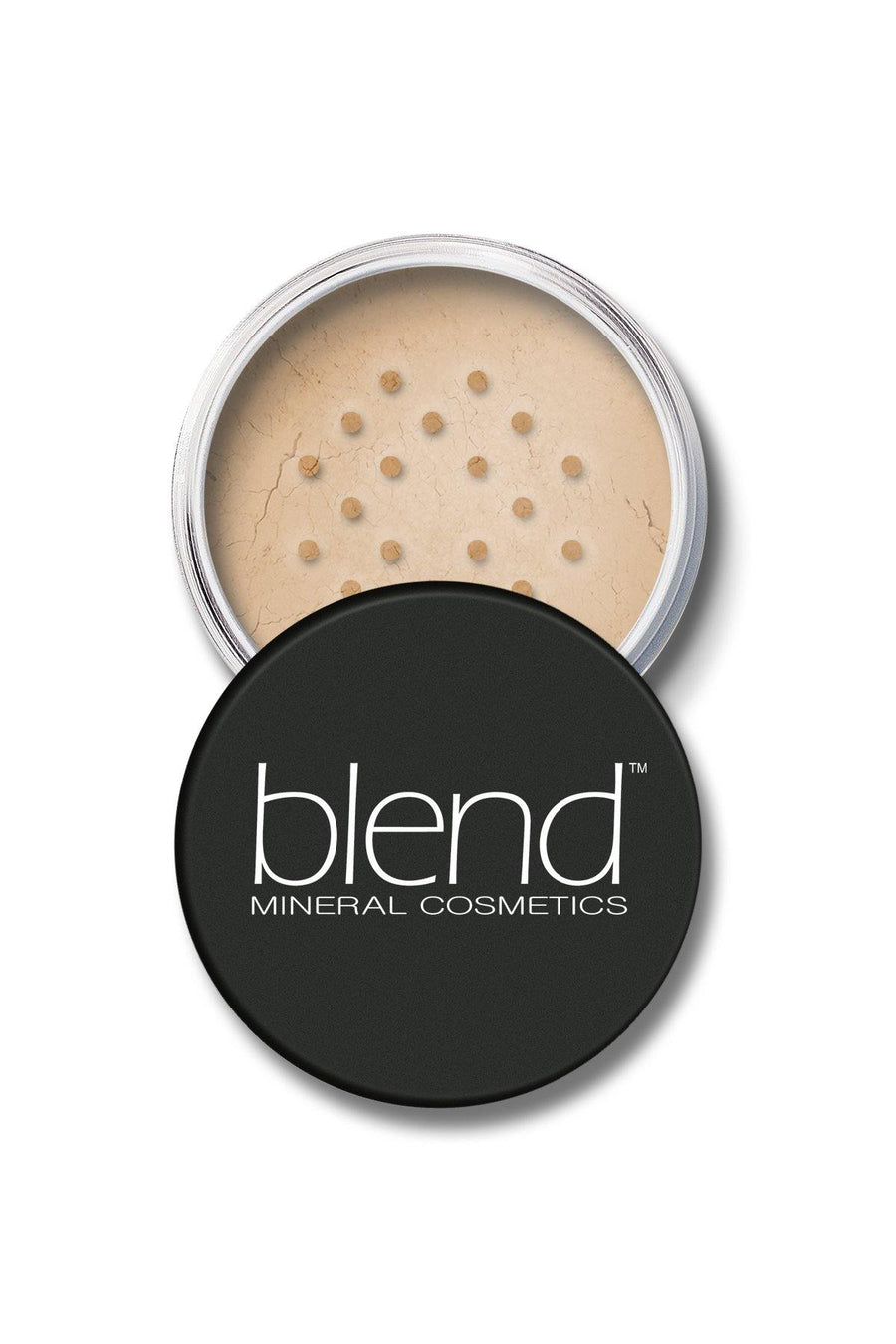 Mineral SPF 15 Foundation #5 - Honey - Blend Mineral Cosmetics