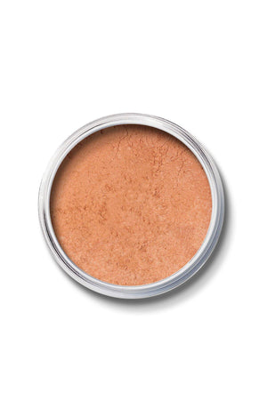 Mineral Blush #6 - Burnt Orange