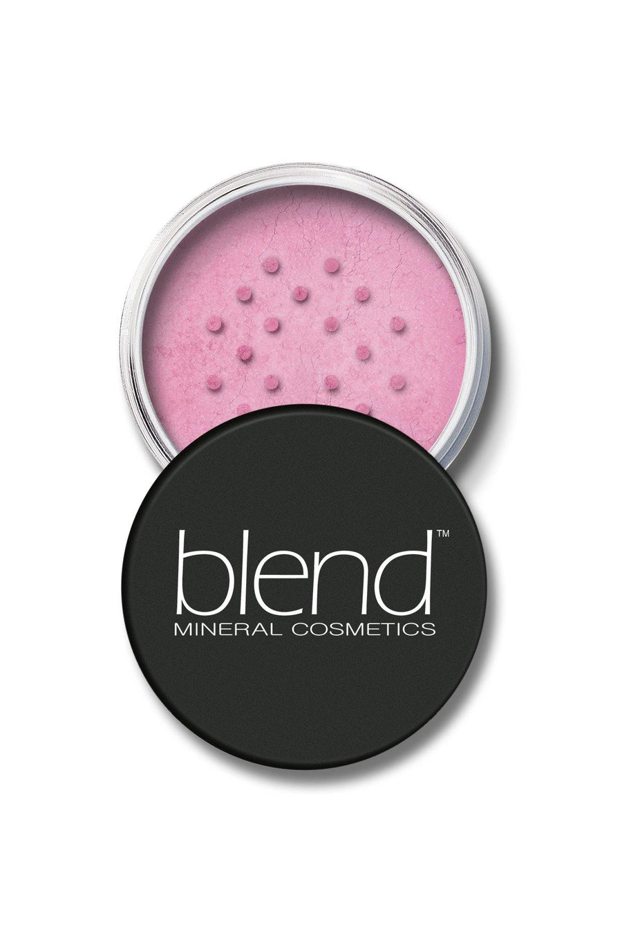 Mineral Blush #9 - Bubble Gum - Blend Mineral Cosmetics