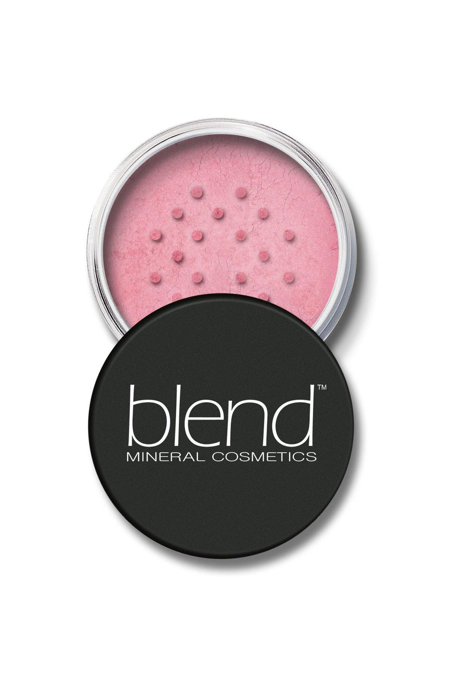Mineral Blush #10 - Divine Pink - Blend Mineral Cosmetics