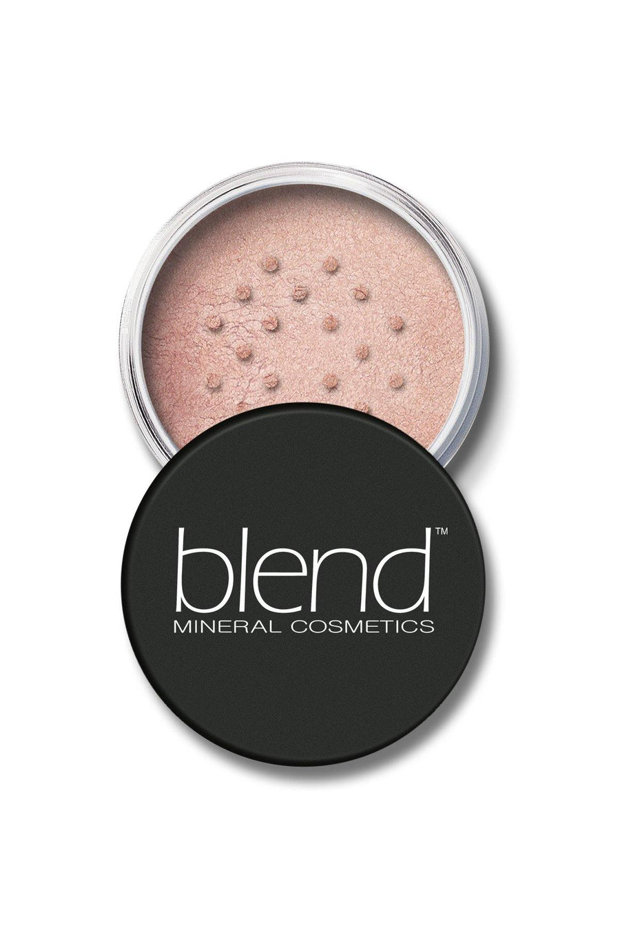 Mineral Bronzer #1 - Golden Peach - Blend Mineral Cosmetics