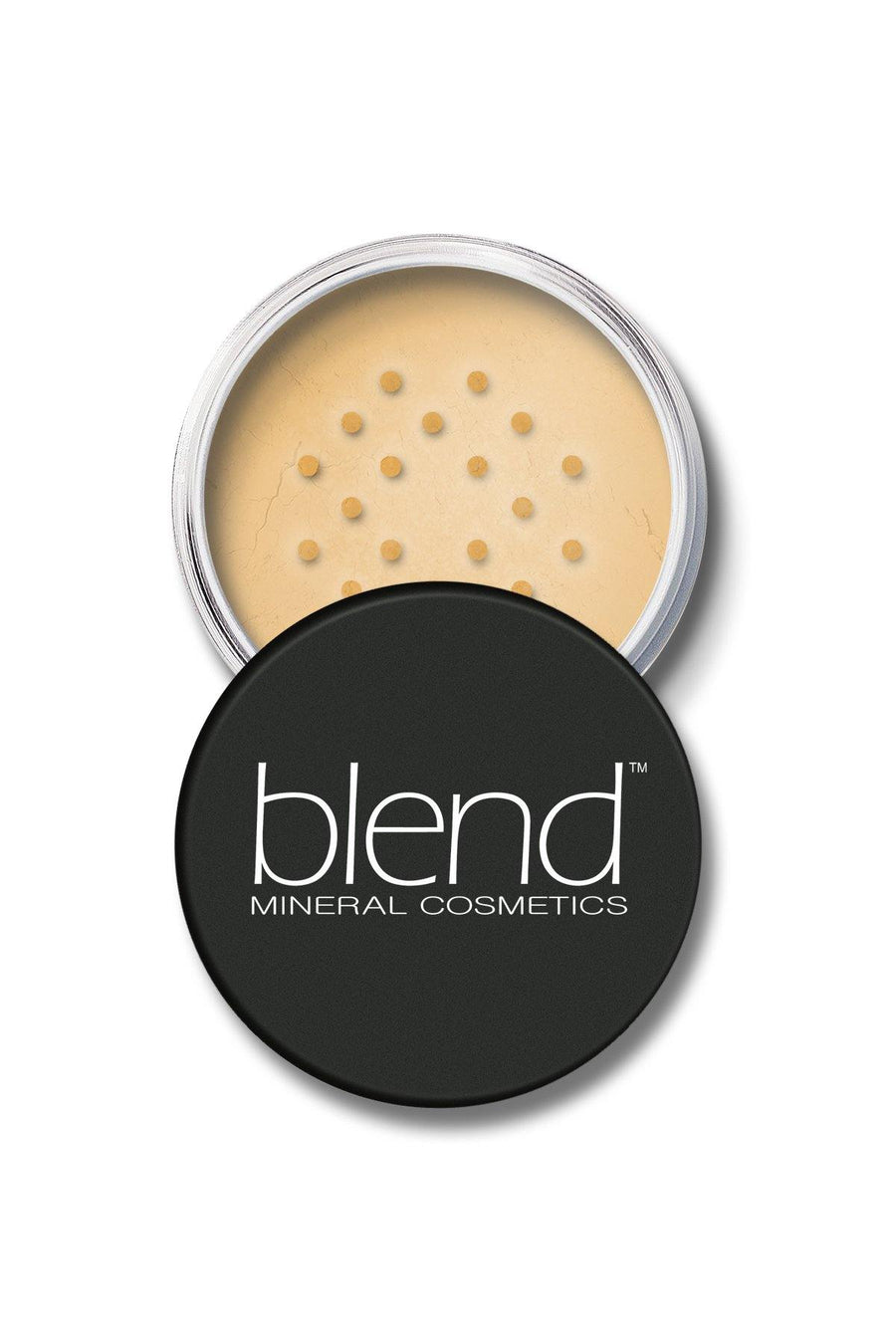 Mineral SPF 15 Foundation #11 - Gold - Blend Mineral Cosmetics