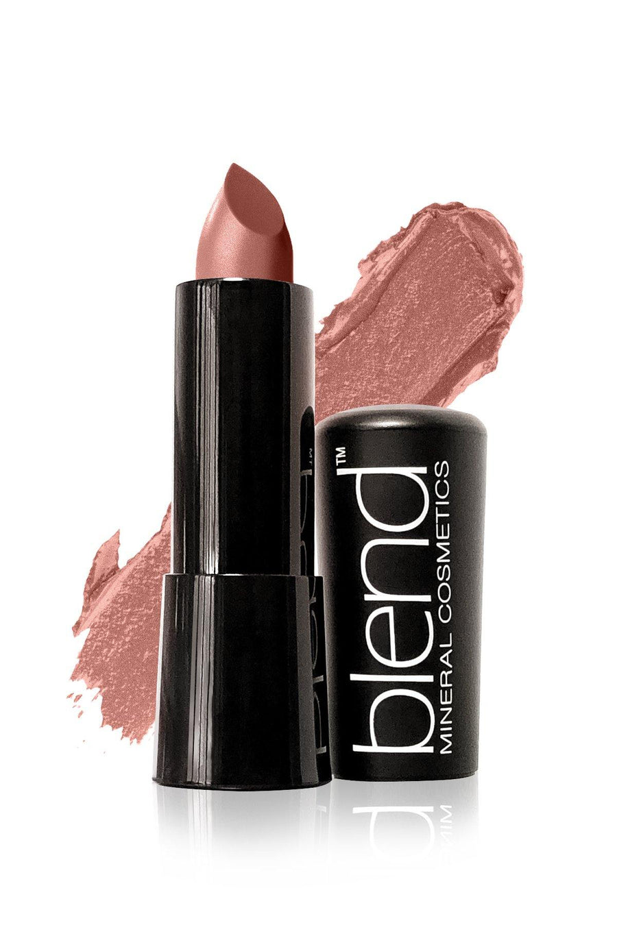 Lipstick #2 - Nude Pink - Blend Mineral Cosmetics