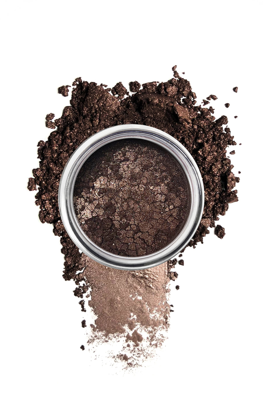 Shimmer Eyeshadow #3 - Deep Brown