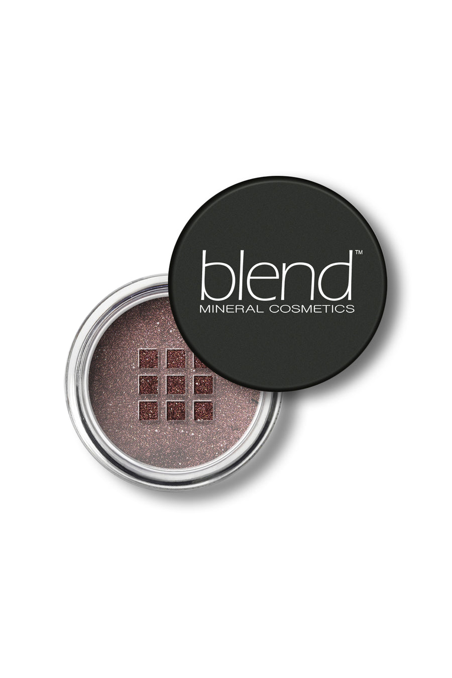 Shimmer Eyeshadow #3 - Deep Brown - Blend Mineral Cosmetics