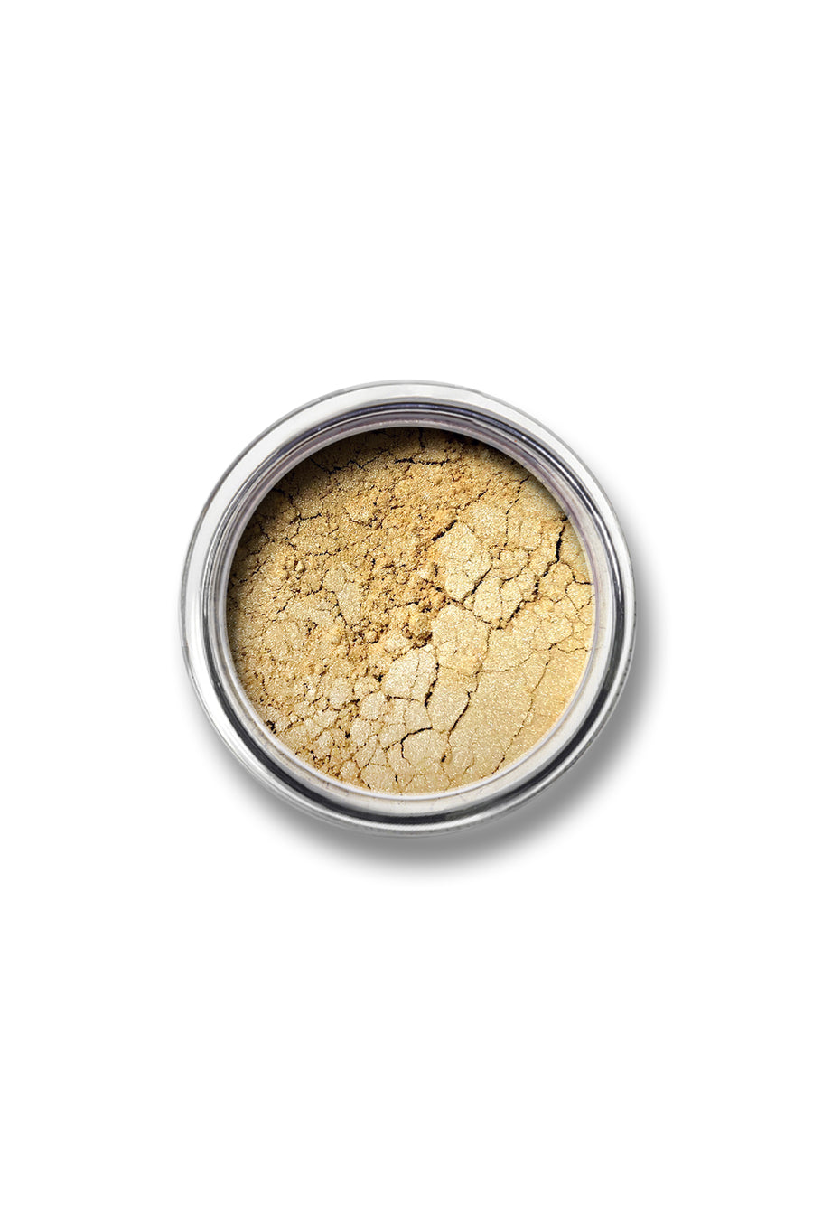 Shimmer Eyeshadow #7 - Soft Yellow - Blend Mineral Cosmetics