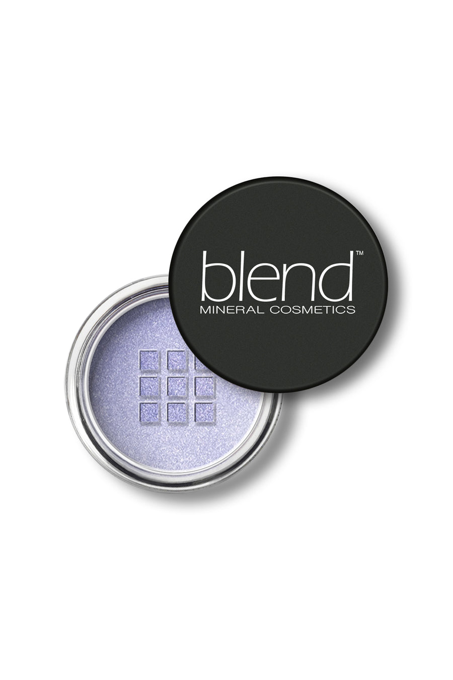 Shimmer Eyeshadow #9 - Soft Purple - Blend Mineral Cosmetics