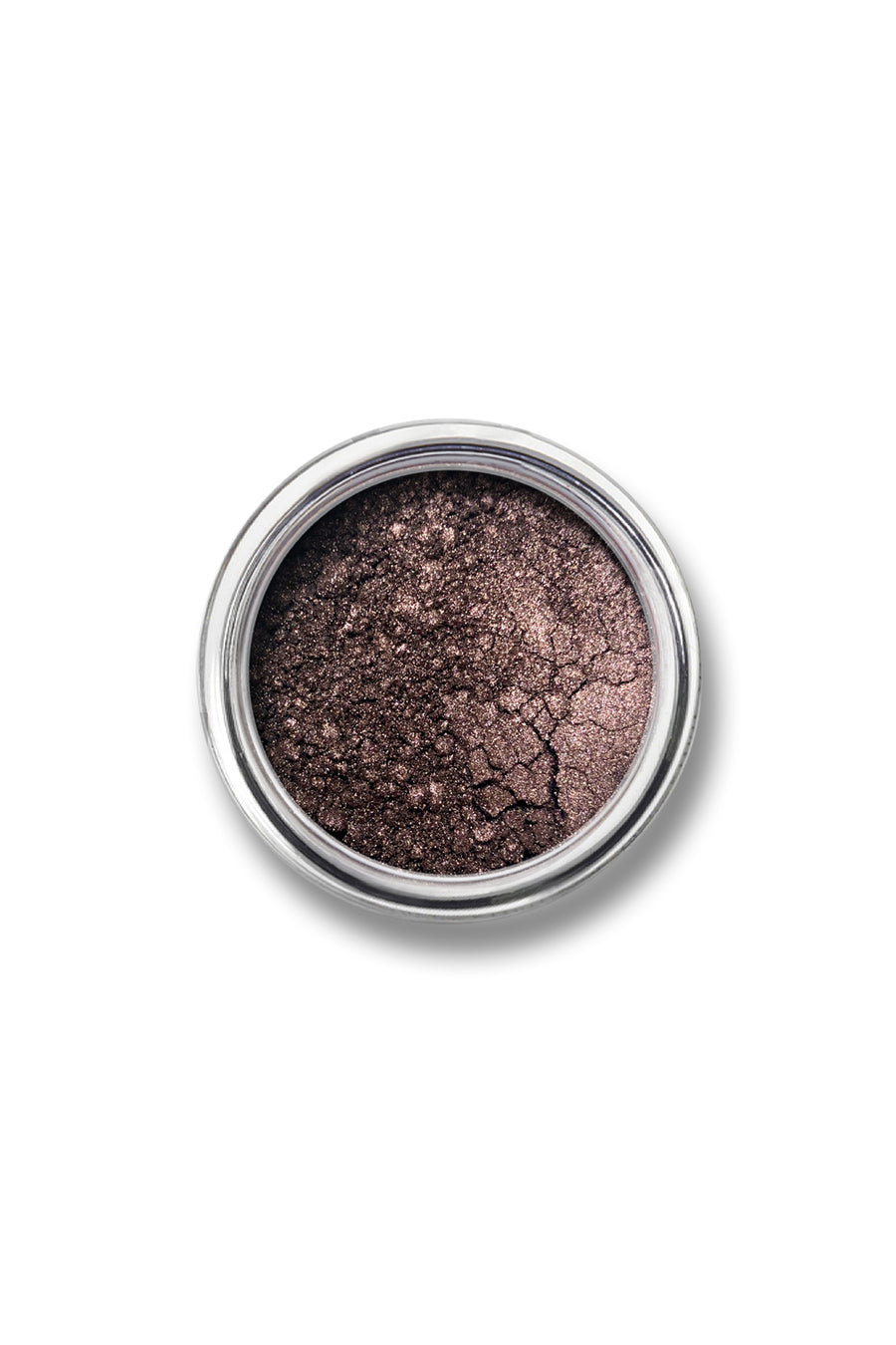 Shimmer Eyeshadow #10 - Brown Metal - Blend Mineral Cosmetics