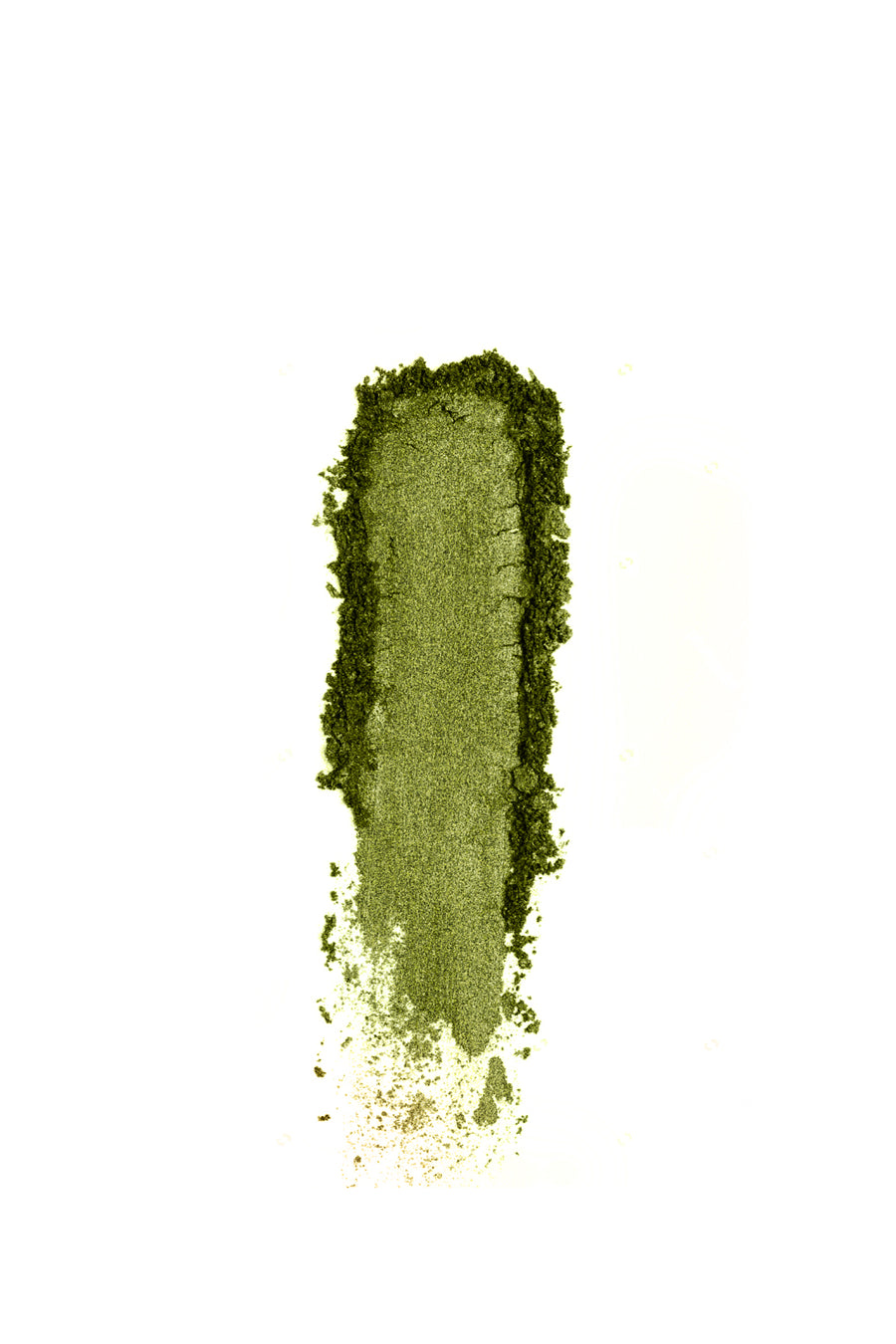 Shimmer Eyeshadow #16 - Olive Green - Blend Mineral Cosmetics