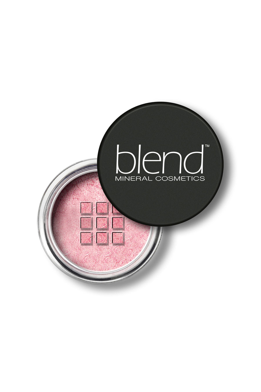 Shimmer Eyeshadow #17 - Bronzy Pink - Blend Mineral Cosmetics