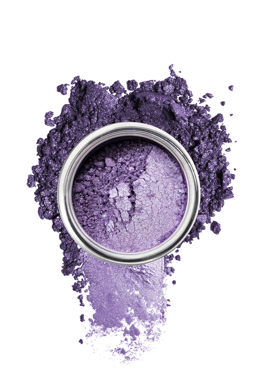 Shimmer Eyeshadow #22 - Heather Purple - Blend Mineral Cosmetics