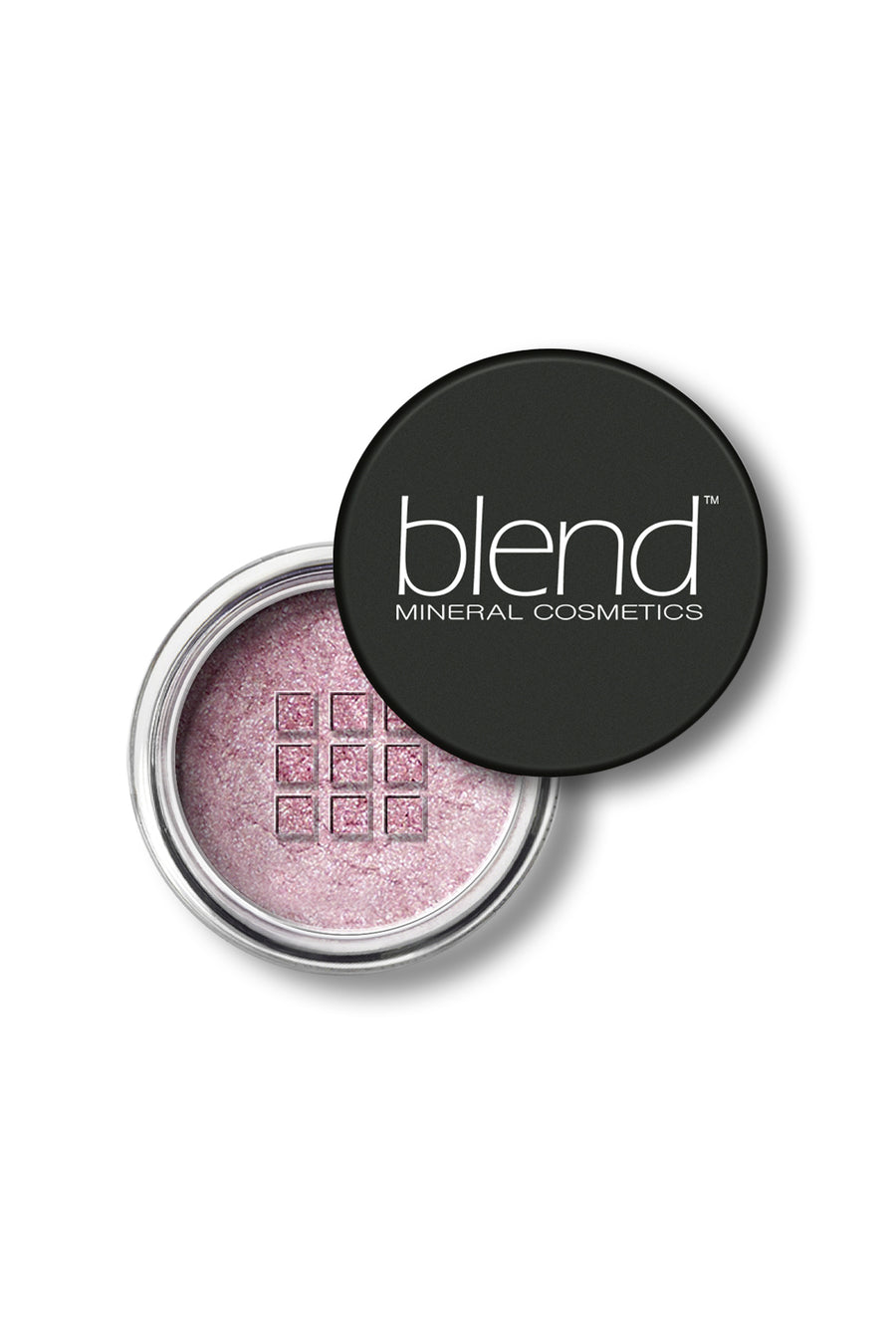 Shimmer Eyeshadow #24 - Soft Pink - Blend Mineral Cosmetics