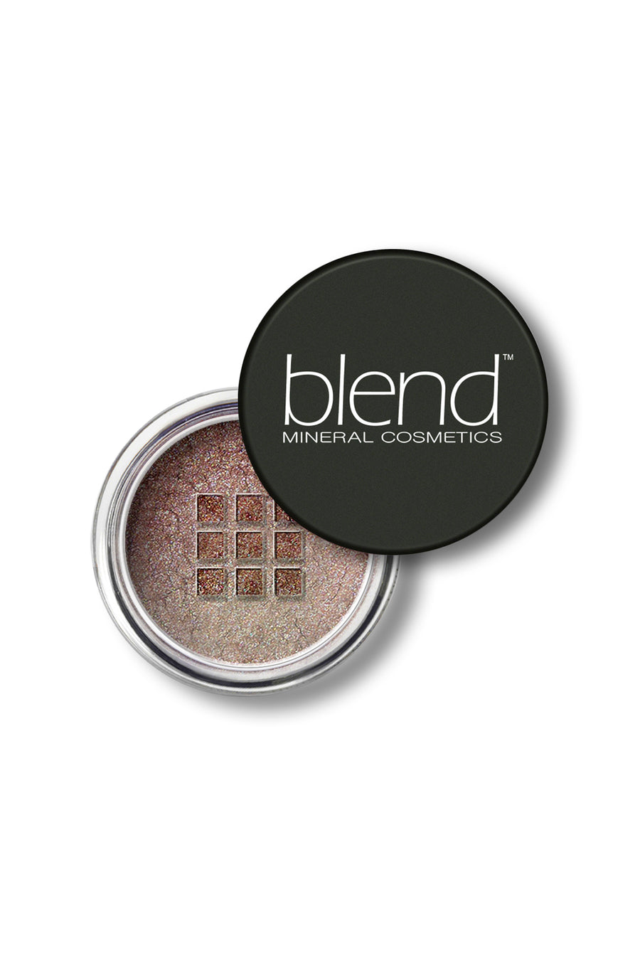 Shimmer Eyeshadow #26 - Greenish Brown - Blend Mineral Cosmetics