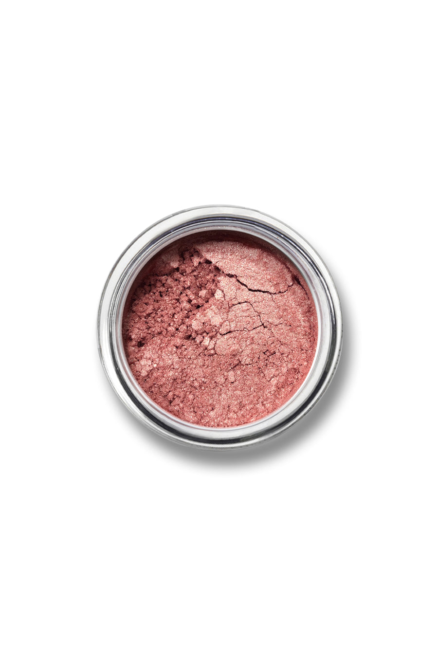 Shimmer Eyeshadow #27 - Rose Gold - Blend Mineral Cosmetics