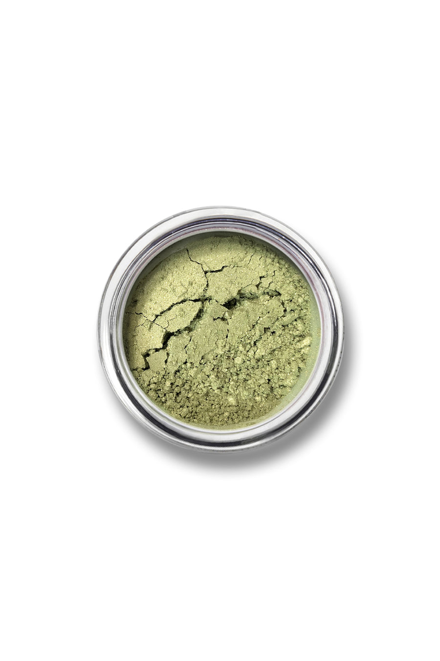 Shimmer Eyeshadow #33 - Warm Green