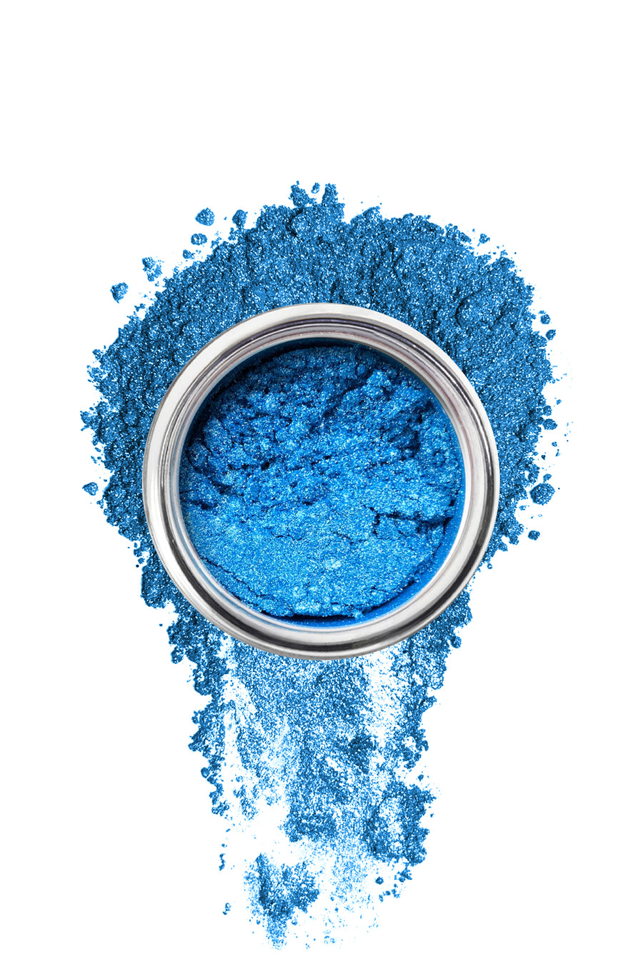 Shimmer Eyeshadow #45 - Under The Sea - Blend Mineral Cosmetics