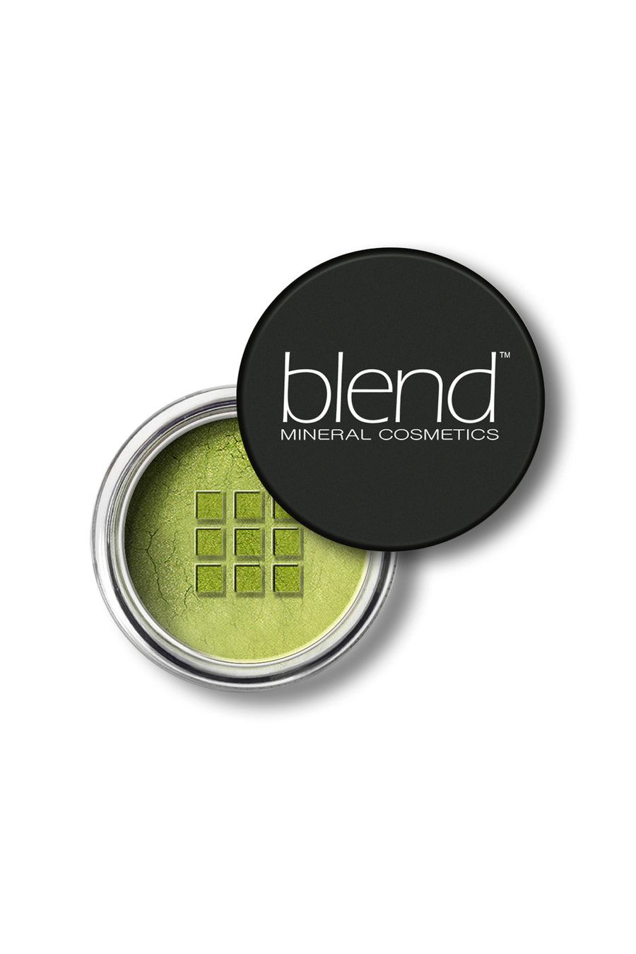 Shimmer Eyeshadow #46 - Light Green - Blend Mineral Cosmetics