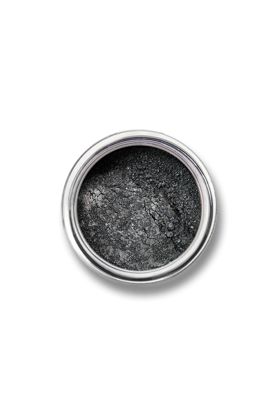 Shimmer Eyeshadow #49 - Charcoal - Blend Mineral Cosmetics