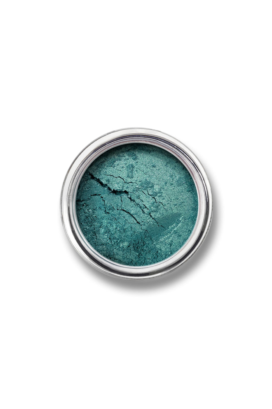 Shimmer Eyeshadow #50 - Turquoise - Blend Mineral Cosmetics