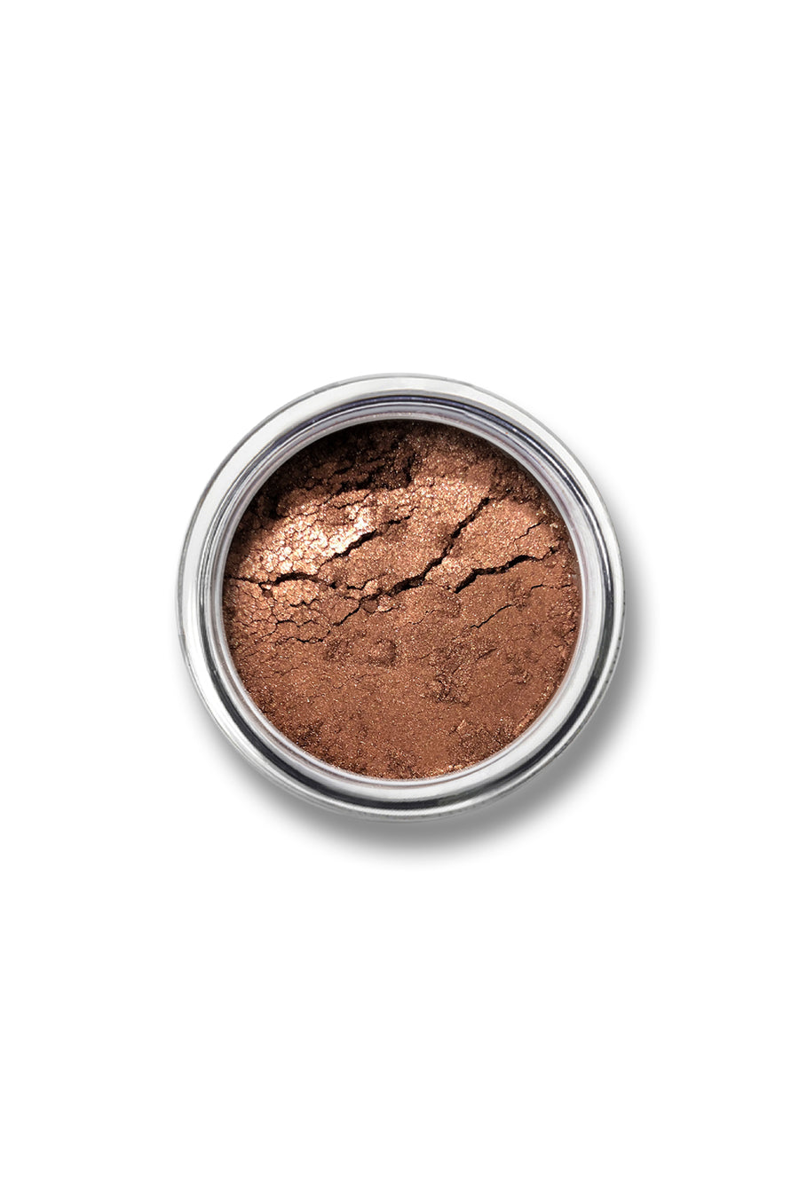 Shimmer Eyeshadow #51 - Copper Brown