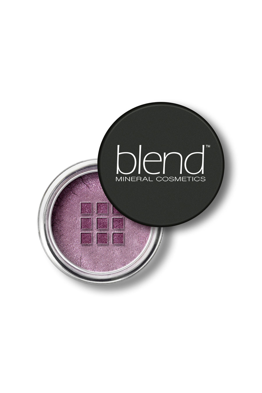 Shimmer Eyeshadow #52 - Lilac - Blend Mineral Cosmetics
