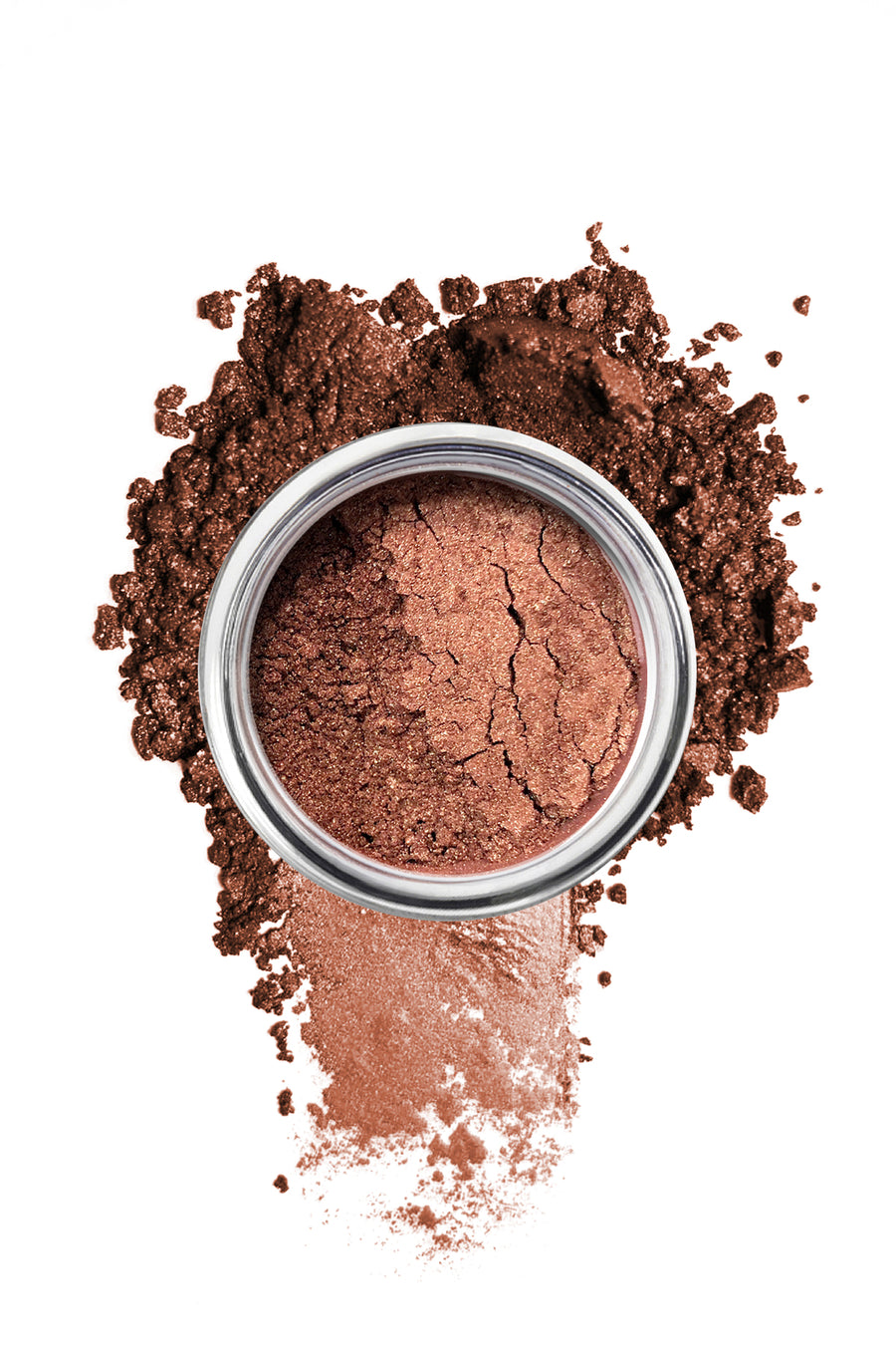 Shimmer Eyeshadow #53 - Light Bronze - Blend Mineral Cosmetics