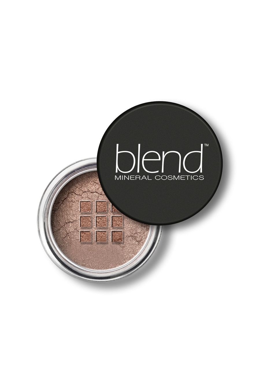 Shimmer Eyeshadow #54 - Copper Sand - Blend Mineral Cosmetics