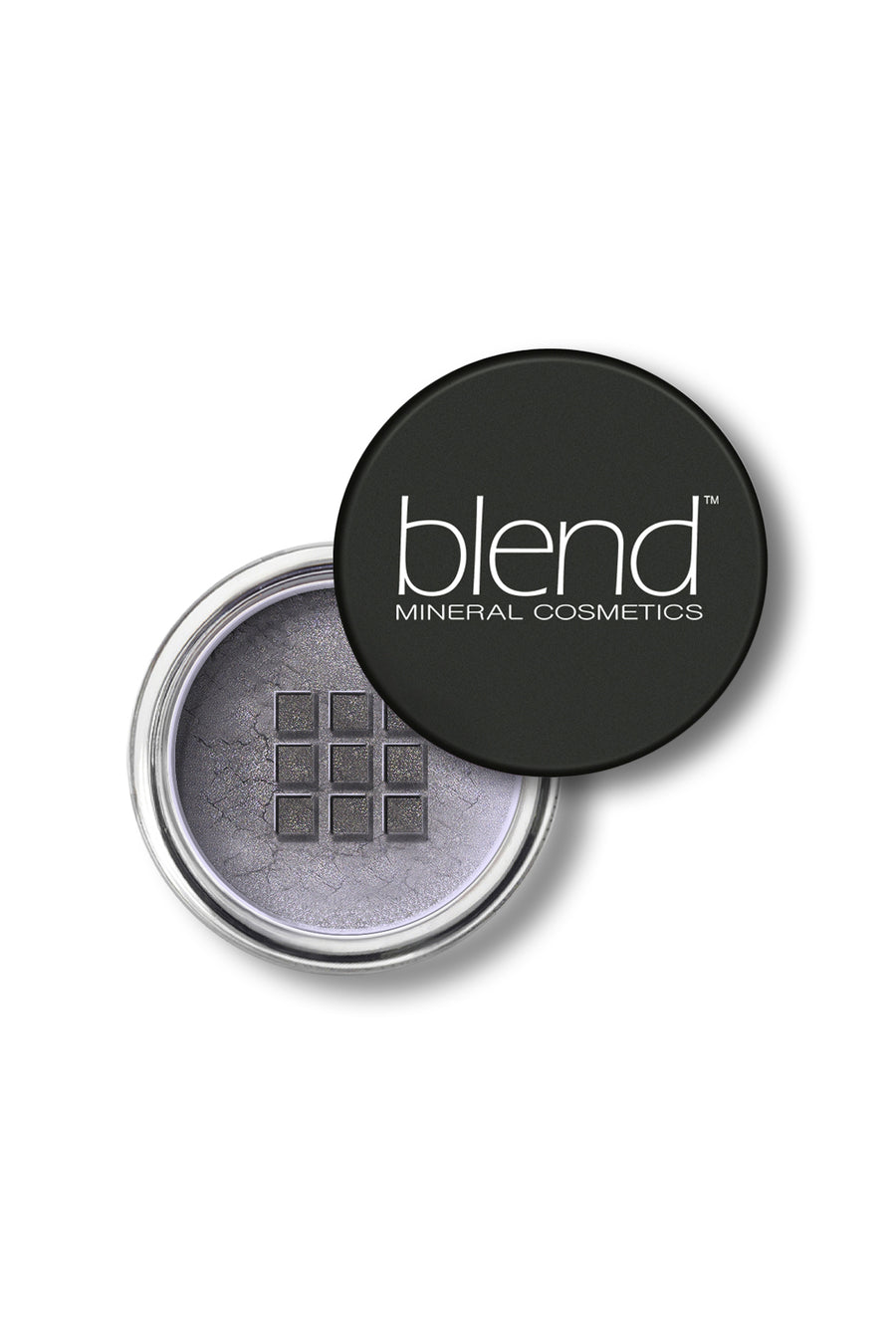 Shimmer Eyeshadow #57 - Light Steel - Blend Mineral Cosmetics
