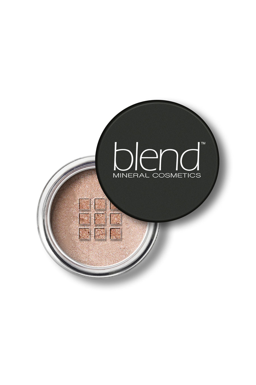 Shimmer Eyeshadow #58 - Orchid - Blend Mineral Cosmetics