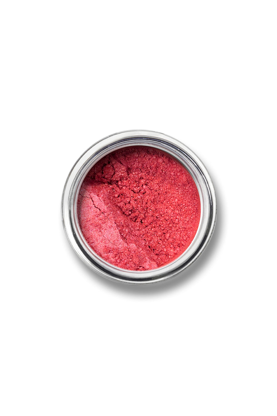 Shimmer Eyeshadow #61 - Peachy Red - Blend Mineral Cosmetics