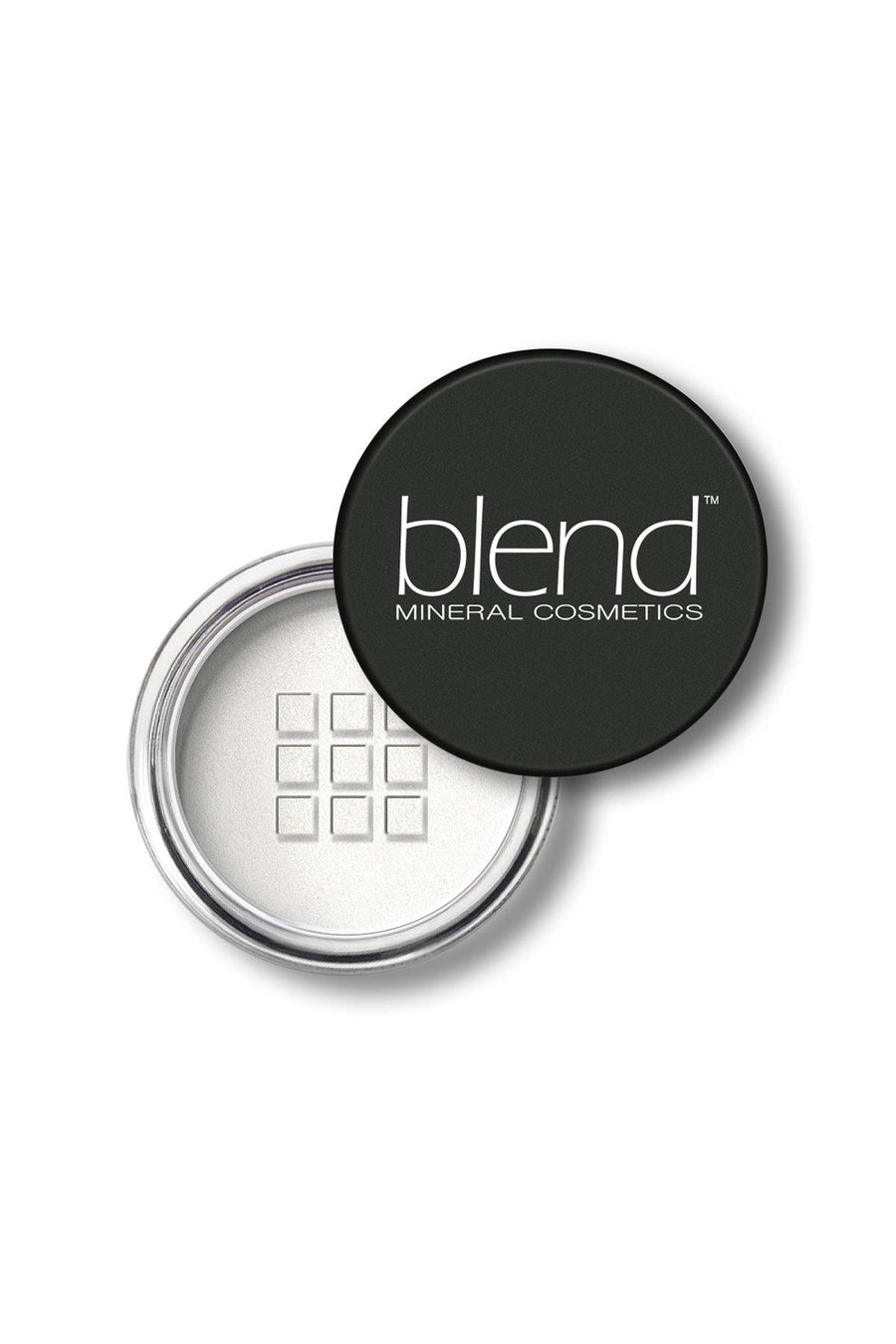 Shimmer Eyeshadow #62 - Matte White - Blend Mineral Cosmetics