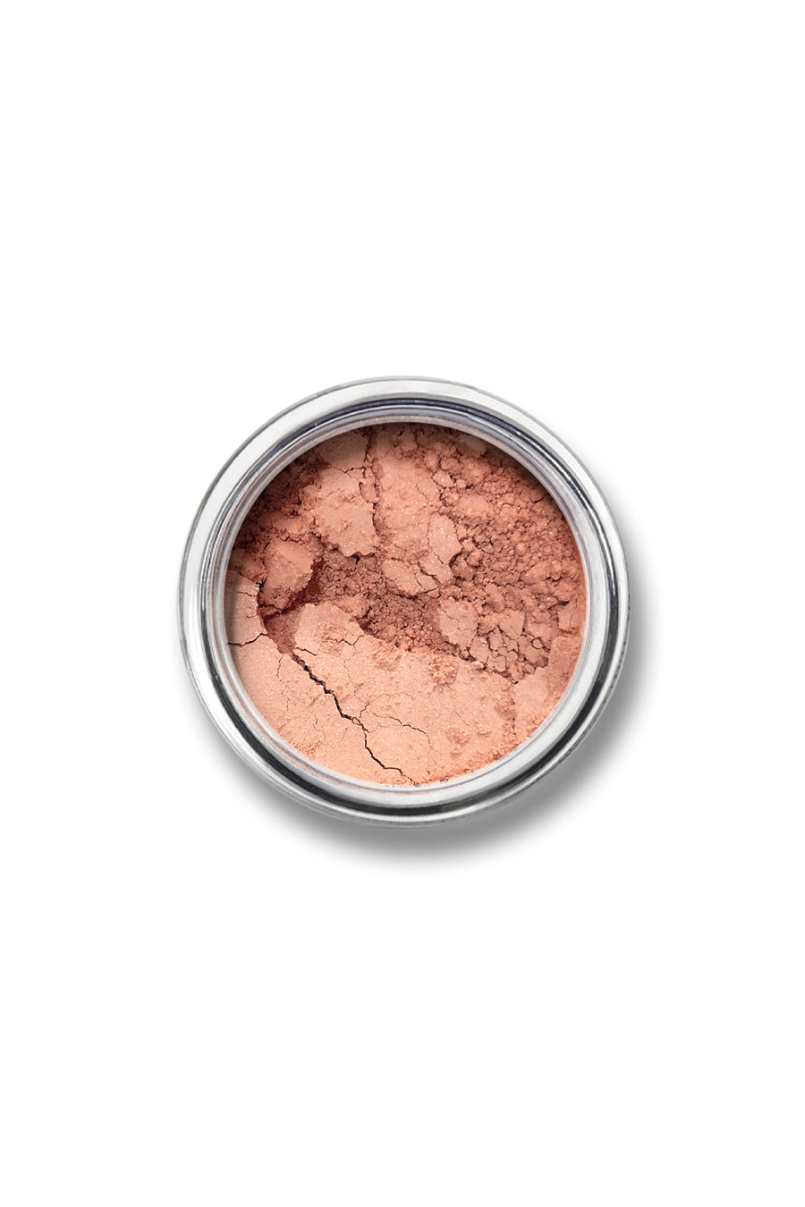 Shimmer Eyeshadow #72 - Peach Matte - Blend Mineral Cosmetics