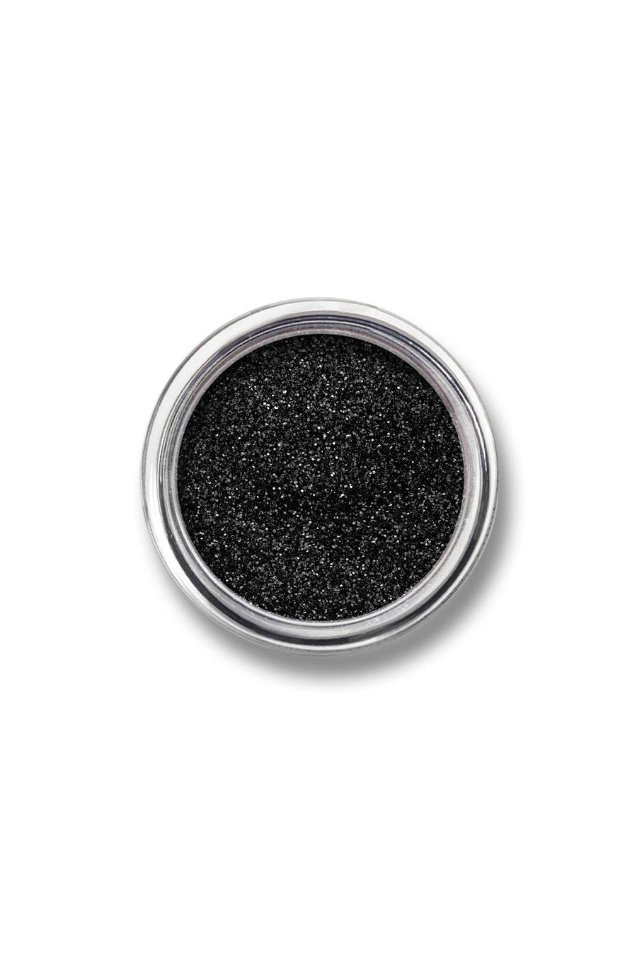 Glitter Powder #1 - Black - Blend Mineral Cosmetics