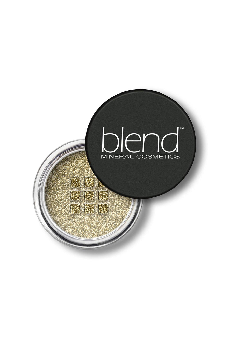 Glitter Powder #4 - Gold - Blend Mineral Cosmetics