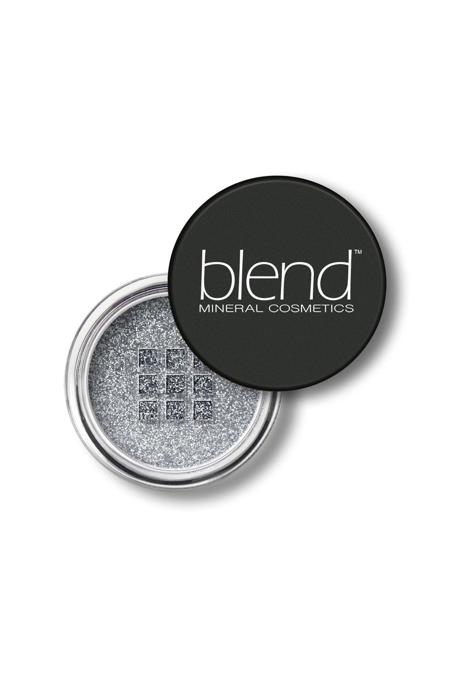 Glitter Powder #6 - Silver - Blend Mineral Cosmetics