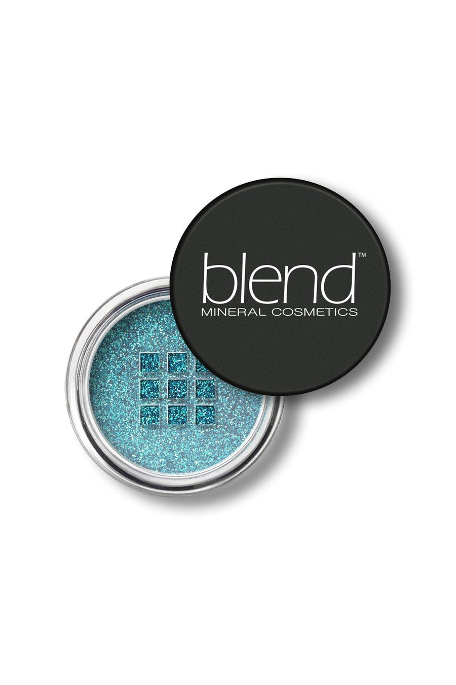 Glitter Powder #7 - Teal - Blend Mineral Cosmetics