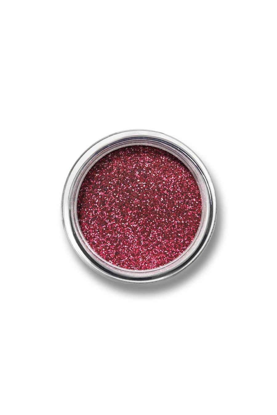 Glitter Powder #8 - Red - Blend Mineral Cosmetics