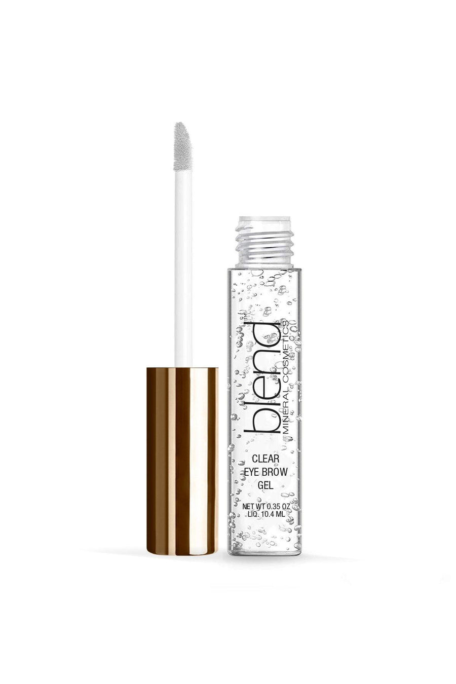 Clear Eyebrow Gel - Blend Mineral Cosmetics
