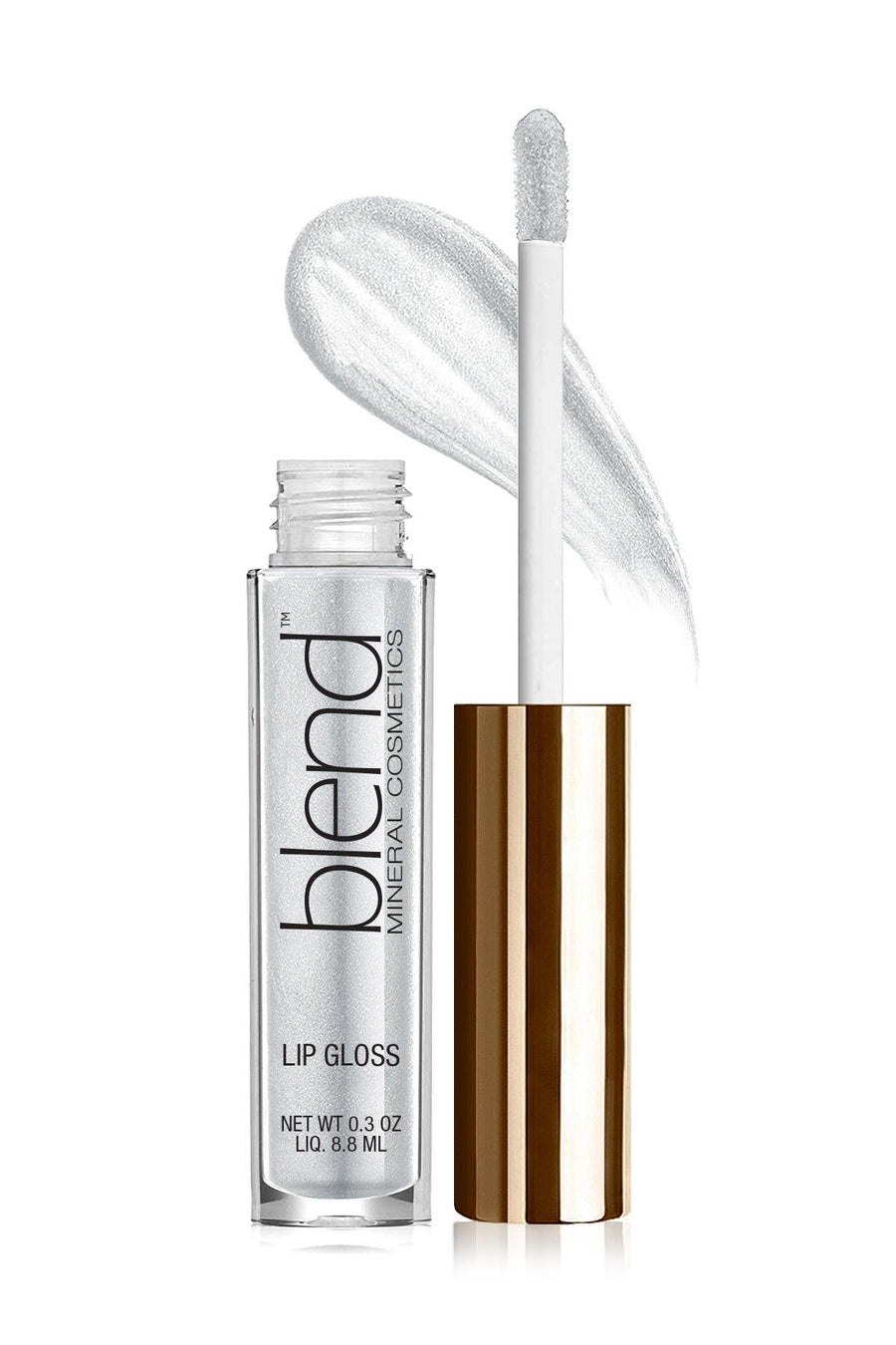 Lip Gloss - Clear - Blend Mineral Cosmetics