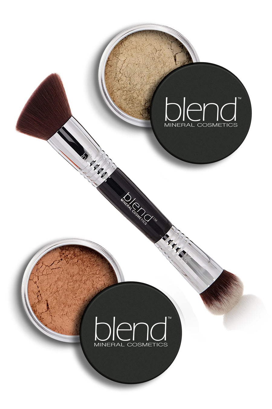 Starter Kit - Light - Blend Mineral Cosmetics