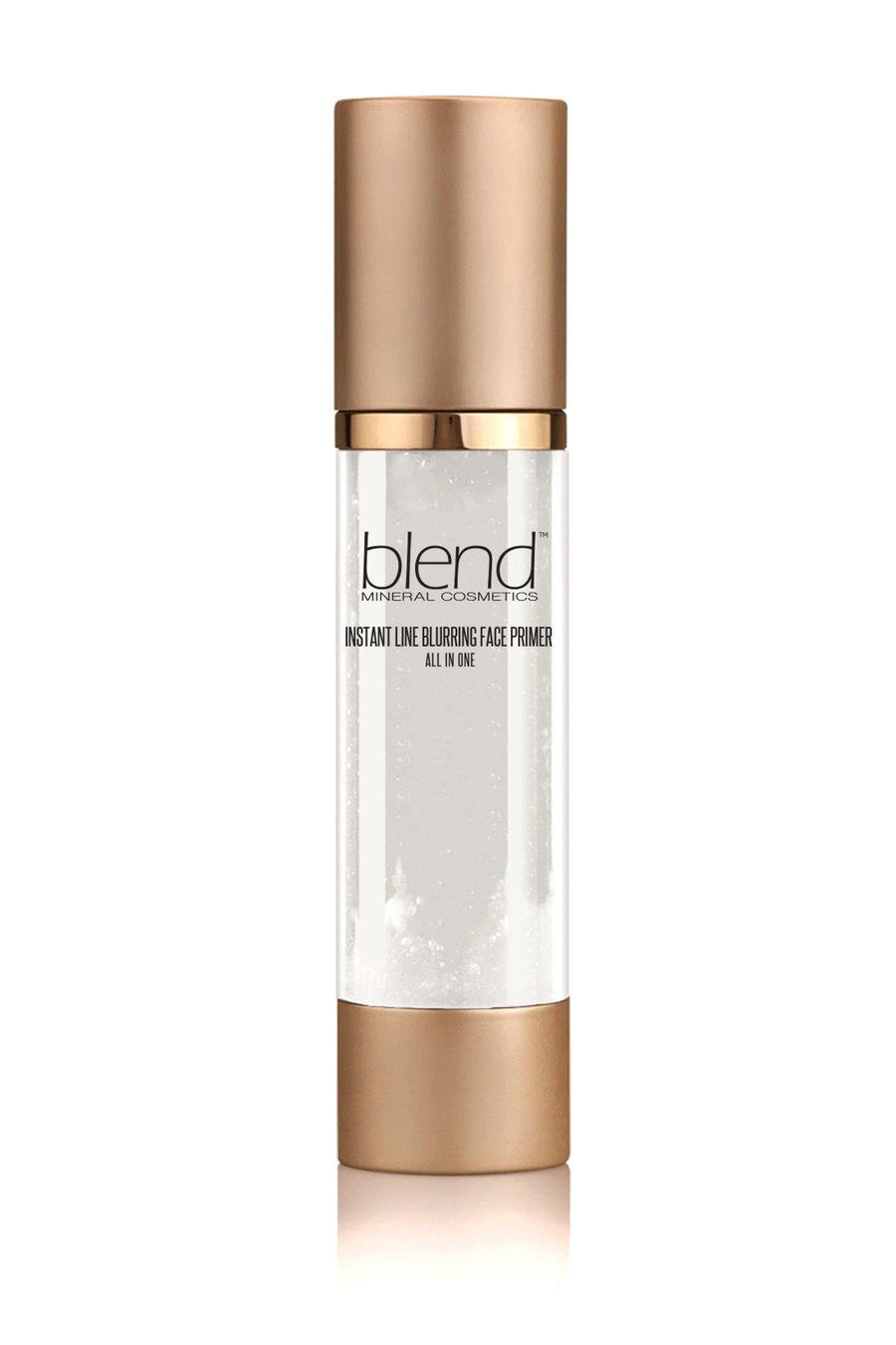 Instant Line Blurring Face Primer - Blend Mineral Cosmetics