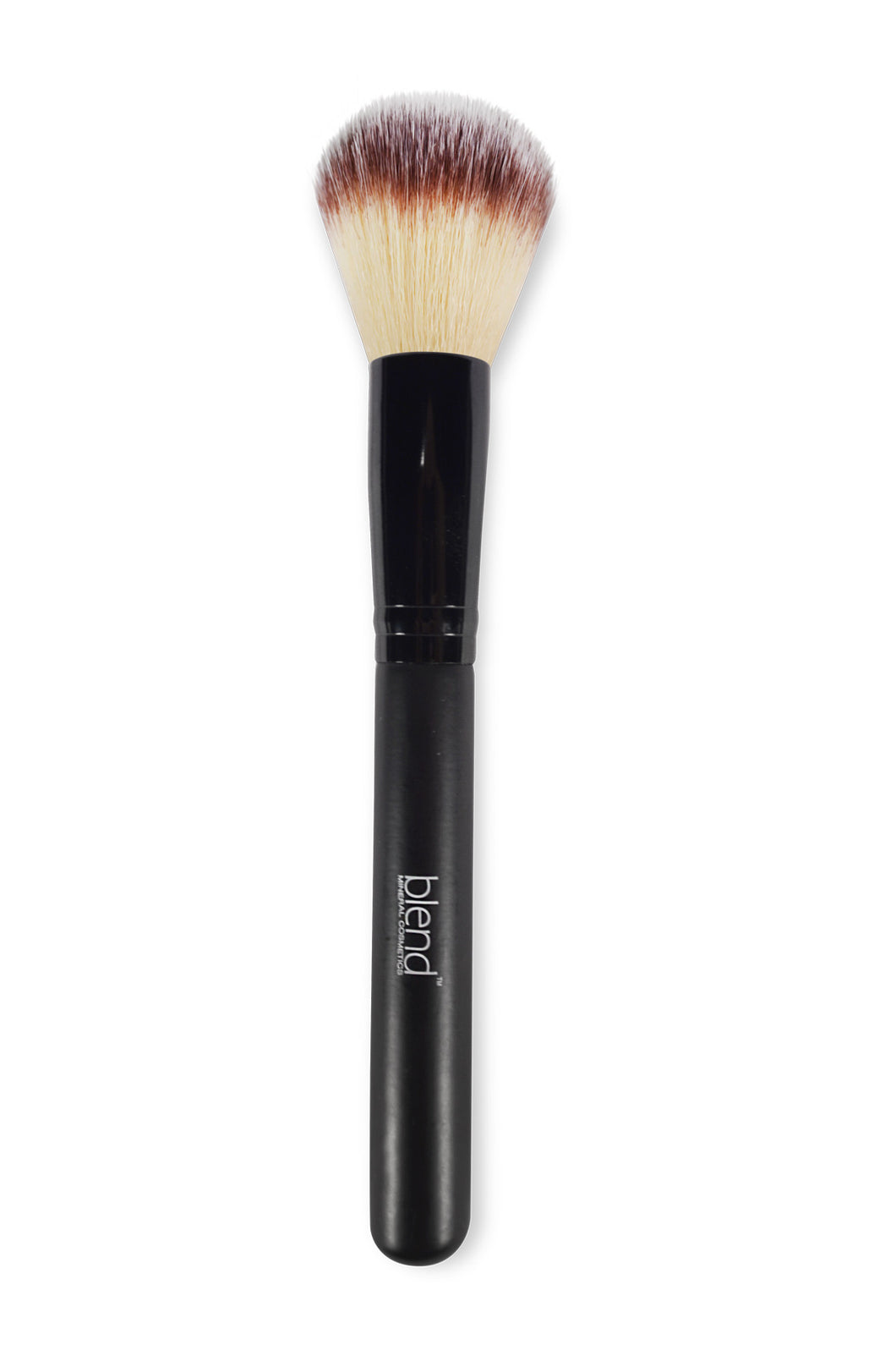 PRO Foundation Powder Brush - Natural Brown