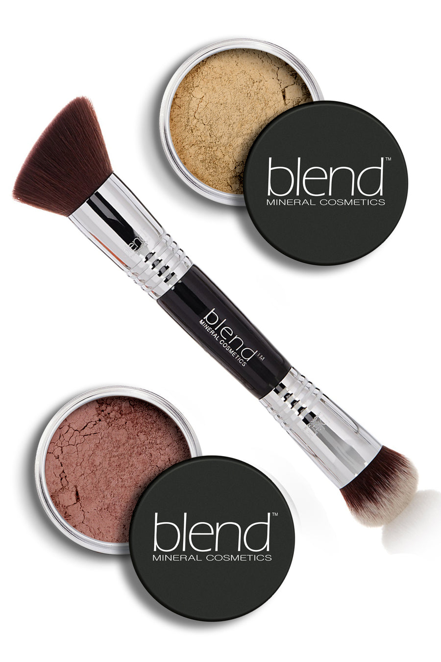 Starter Kit - Medium - Blend Mineral Cosmetics