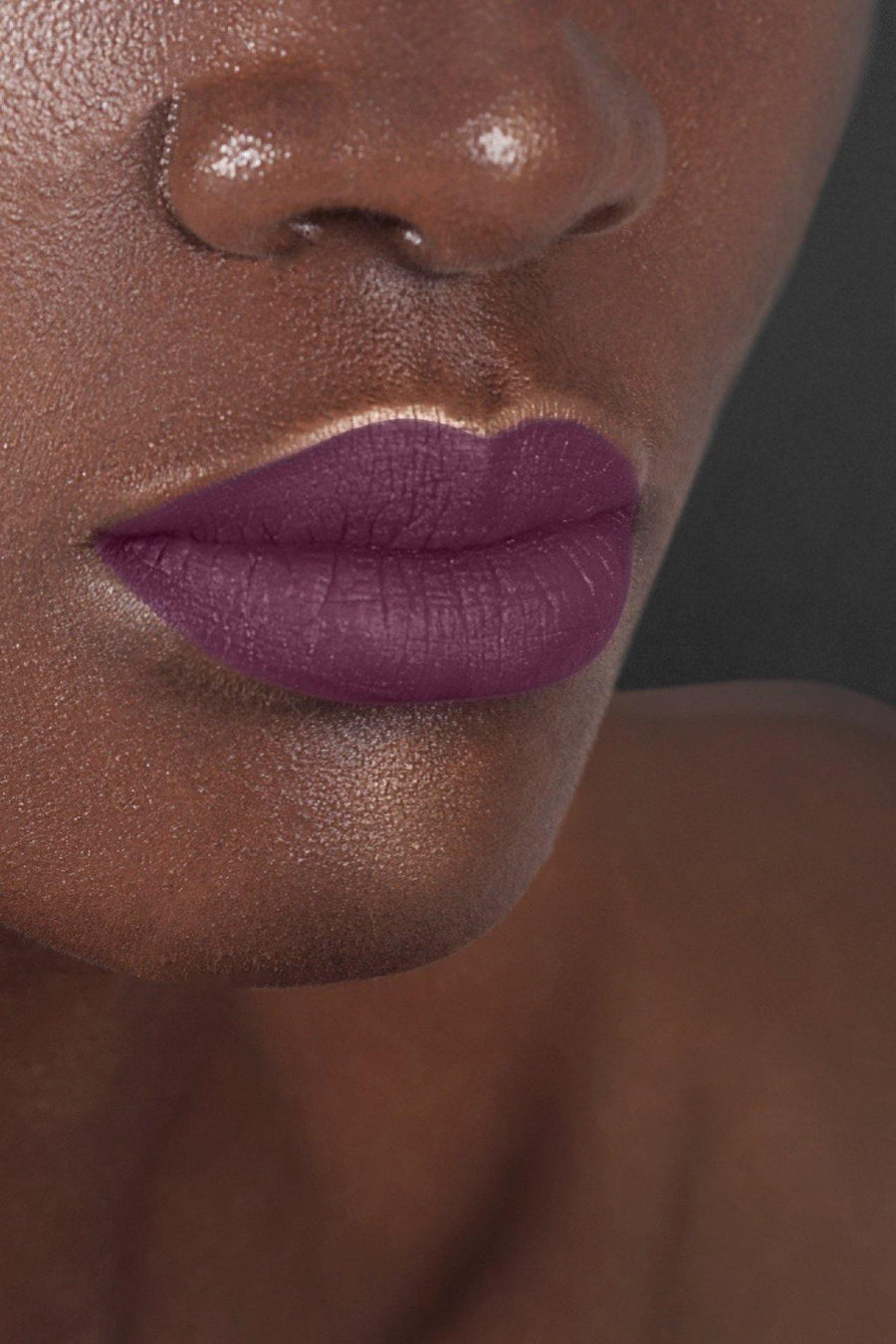 Matte Lipstick #21 - Purple